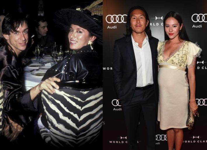 Beauty Fashion 1501 Videos: こんなにいた!日本人とゴールインした海外セレブ10人